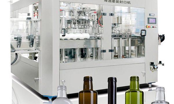 بیئر مائع بھرنے والی مشین کر سکتا ہے۔