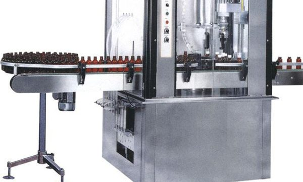 تیز رفتار بوتل کیپنگ کیپسول بھرنے والی مشین۔