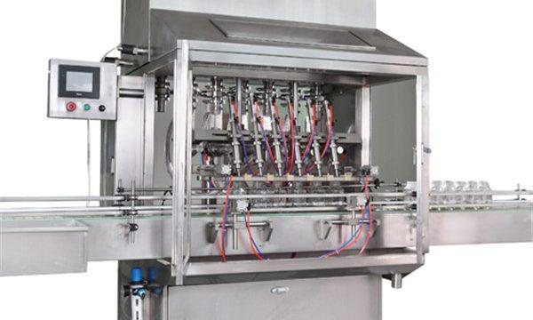 سینا اکاٹو اپنی مکمل کار انجن آئل بھرنے والی پیداوار لائن ، آئل بھرنے والی مشین۔