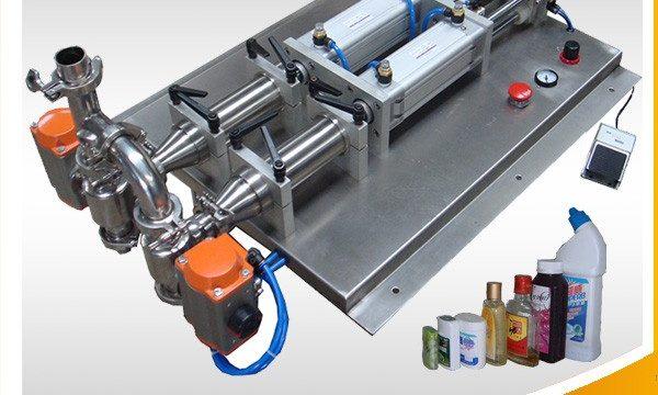چین کی مصنوعات کی قیمتیں چھوٹی بوتل مائع بھرنے والی مشین سپلائر۔