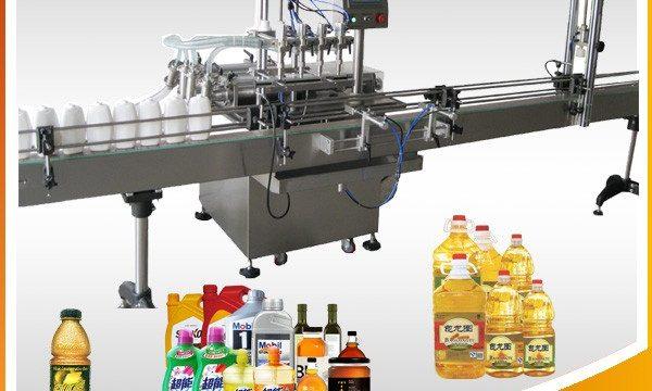 1L-4L چکنا کرنے والی تیل بھرنے والی مشین