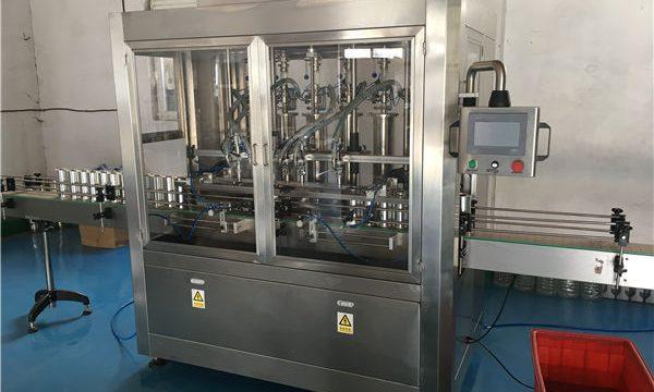سستے شیمپو بھرنے والی مشین گولڈ سپلائر۔