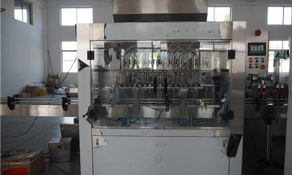 پروفیشنل ڈویلپر خودکار تیل بھرنے والی مشین۔
