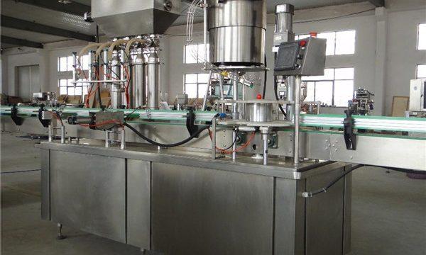 مسابقتی ڈویلپر ہائی ٹیک ناریل آئل بھرنے والی مشین۔
