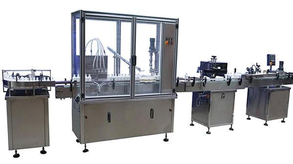 مکمل خودکار سکرو کیپنگ مشین۔