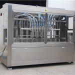 تیز رفتار مکمل خودکار تیل بھرنے والی مشین۔