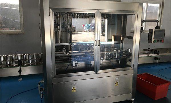اعلی کوالٹی کی مکمل خودکار چٹنی بھرنے والی مشین۔