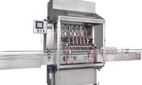 پروفیشنل ڈویلپر خودکار بلوبیری جام بھرنے والی مشین۔