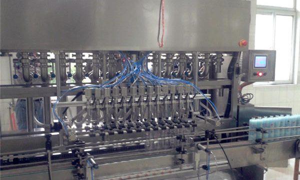 8 سربراہان جام بھرنے والی مشین