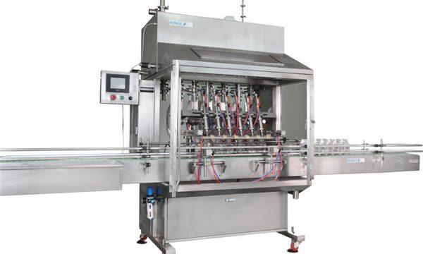 شوگر فری لائٹ سویا ساس بھرنے والی مشین۔