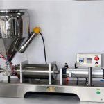 کین کے لئے دستی چٹنی بھرنے والی مشین