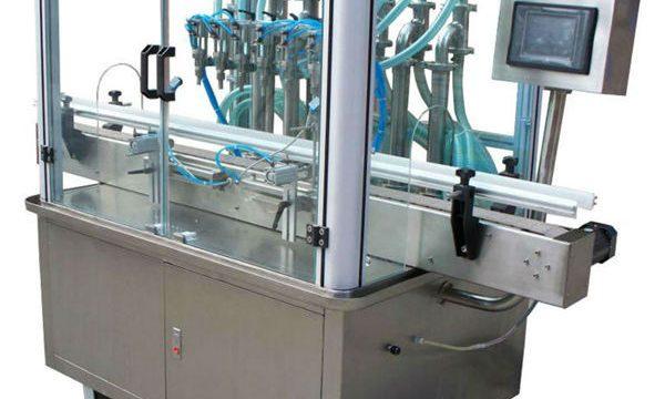 خودکار شیمپو ویکیوم مائع بھرنے والی مشین۔