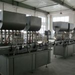 5L شیمپو بھرنے والی مشین۔
