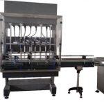 خودکار بوتل بلیچ بھرنے والی مشین۔