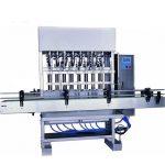 سٹینلیس سٹیل مائع صابن بھرنے والی مشین