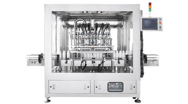 پسٹن مائع بھرنے والی مشین۔