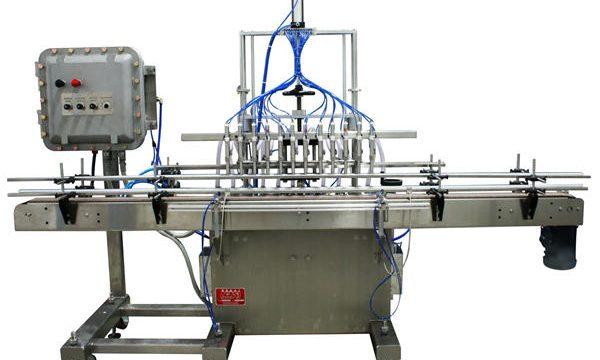 خودکار پسٹن مائع بھرنے والی مشین 50 ملی لٹر - 1 ایل۔